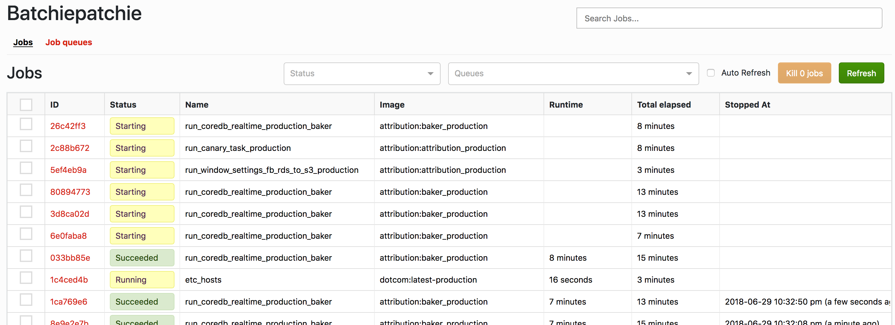Running large batch processing pipelines on AWS Batch - AdRoll